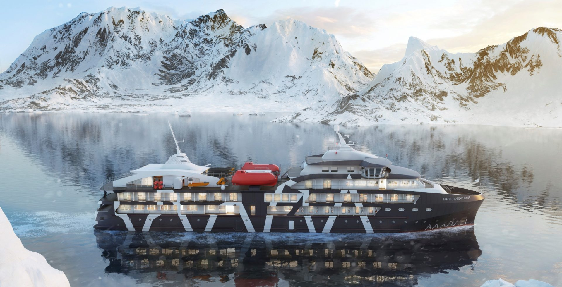 Magellan Explorer A Modern And New Expedition Vessel