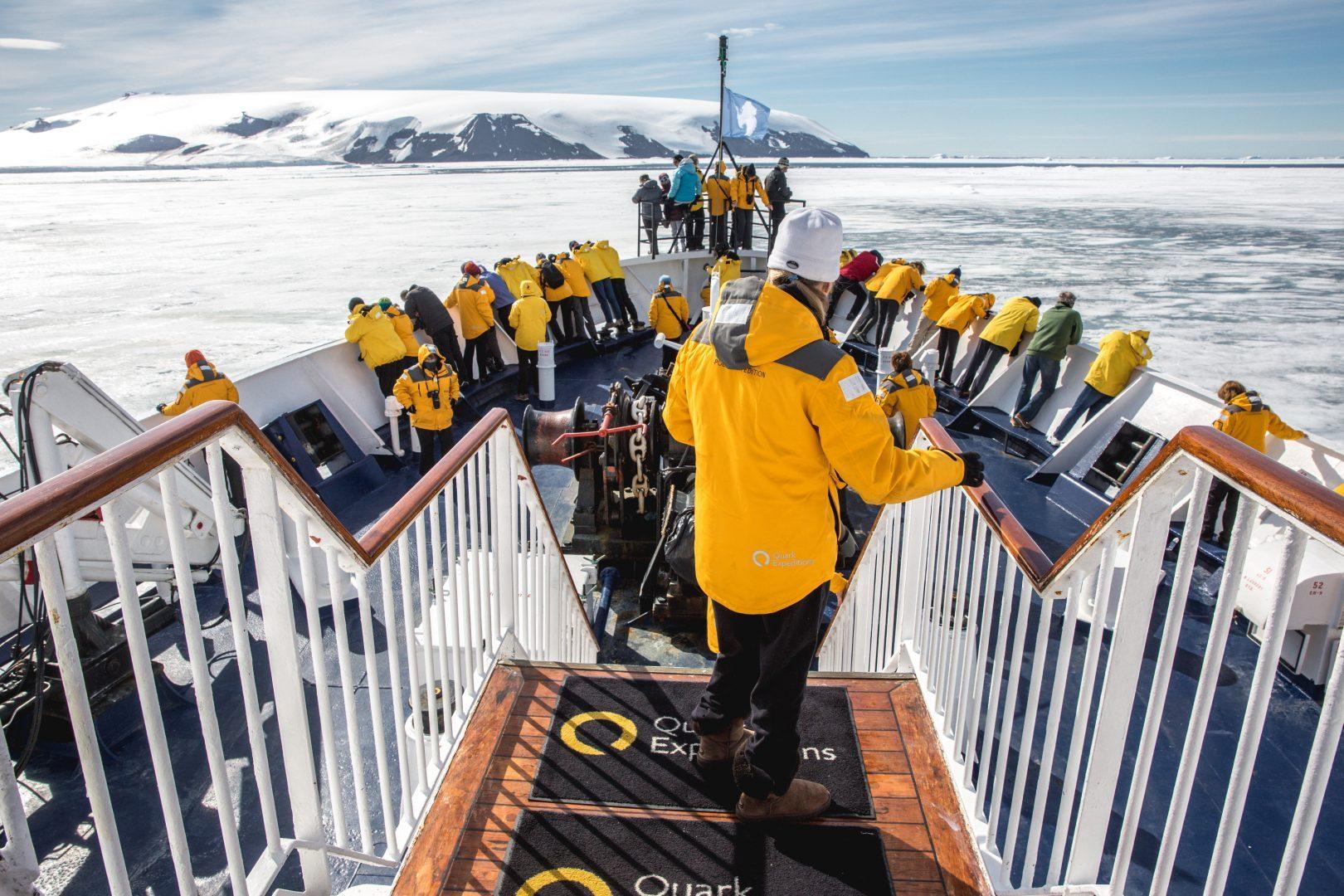 Ocean Adventurer A Contemporary New Polar Expedition Ship